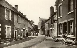 D 86 - BRIGUEIL-LE-CHANTRE - Grande Rue - CPSM Signée Théojac - Autres Communes