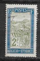 Timbre De 1908-17 : N°109 Chez Y Et T. (Voir Commentaires) - Usados