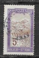 Timbre De 1908-17 : N°110 Chez Y Et T. (Voir Commentaires) - Madagascar (1889-1960)