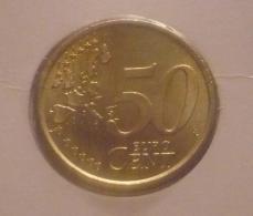 SAN MARINO 50 CENTS 2003 PICK KM445 UNC - San Marino