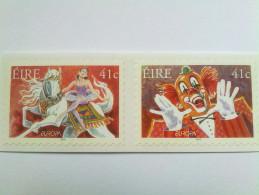 Irlande - Europa 2002 - Unused Stamps