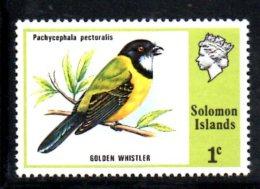 Y1412 - SOLOMON , Yvert N. 297  ***  MNH Bird Whistler - Isole Salomone (1978-...)
