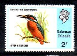 Y1413 - SOLOMON , Yvert N. 298  ***  MNH Bird Kingfisher - Isole Salomone (1978-...)