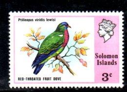 Y1414 - SOLOMON , Yvert N. 299  ***  MNH Bird Dove - Isole Salomone (1978-...)