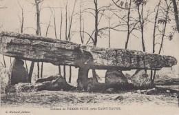 D 86 - SAINT-SAVIOL - Dolmen De Pierre-Pèse - Autres Communes