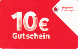 Gift Card  - - -  Germany  - - -  Vodafone - Gift Cards
