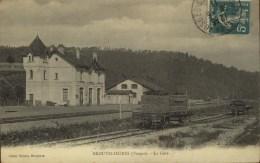 D 88 - BROUVELIEURES - La Gare - Otros Municipios