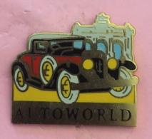AUTOMOBILE AUTOWORLD - Badges