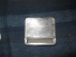Tabaksdoos Metaal Boîte à Tabac Metal POSTA     Om Sigaretten Te Rollen  Pour Faire Des Cigarettes - Boites à Tabac Vides