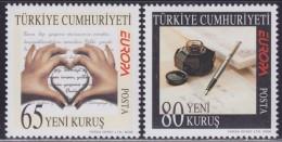 LR6. Turkey, 2008, Europa CEPT Letter, MNH (**) - 1921-... Republic