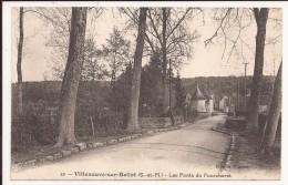 Villeneuve Sur Bellot : Les Ponts - Sonstige Gemeinden