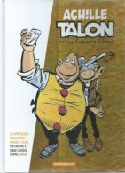 "ACHILLE TALON "" EST UN HOMME MODERNE "" - GREG / FABCARO / CARRERE - E.O - SEPTEMBRE 2014 -  DARGAUD - Achille Talon"
