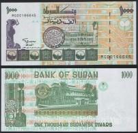 Sudan P 59 - 1.000 1000 Dinars 1996 - UNC - Sudan