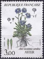 France 1983 - Mountain Flower : Aster ( Mi 2394 - YT 2268 ) - France