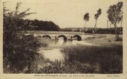D 89 - PACY-sur-ARMANçON - Le Pont Et Les Carrières - Autres Communes
