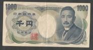[NC] JAPAN - 1000 YEN - NIPPON GINKO - Giappone