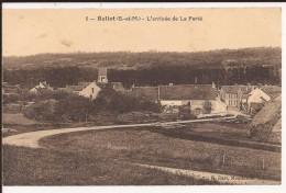 Bellot : L  Arrivée De La Ferté - Sonstige Gemeinden