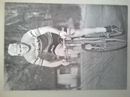 Hennie KUIPER Rokado Autographe Manuscrit - Ciclismo