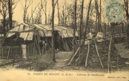 D 91 - Forêt De SENART - Cabane De Bûcherons - Sénart