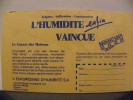 Enveloppe CCP Recto Services Poste Verso Humidité - Advertising
