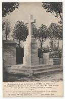 92 - RUEIL - Monument élevé Par Les Habitants De Rueil à La Mémoire De M. L'Abbé Baron Et De M; L'Abbé Marion - Rueil Malmaison