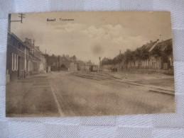 Bazel - Kruibeke : Tramstatie - Kruibeke