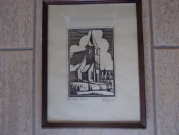 Geraardsbergen, Schendelbeke - De Kerk Door A. Capiau - Otras Colecciones