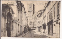 Meaux : Rue Saint Remy - Meaux