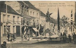 Sottegem Gedenkteeken Onzer Helden 1914 - 1918  Edit 24049 Haegeman Cousy 1928 - Zottegem