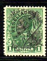 Y1063 - VENEZUELA , Yvert N. 69  *  Linguelle Pesanti - Venezuela