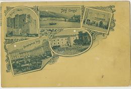 Senj ( Zengg. ) Nehaj, Zvonimirov Trg. , Konvikt ( Ozegovicanum ) Pioneer Card Tiskara T. Devcic U Senju - Croatie