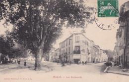 REVEL. Les Boulevards. - Revel