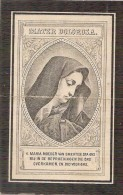 DP. ERNEST HOSTE - SINTE-KRUIS 1864 - + BRUGGE 1901 - Religione & Esoterismo
