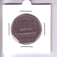 Isle Of Man 50 Pence - Viking Ship (1983) - Regional Coins