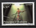 Andorre - Andorra - Europa - 2002 - Yvert N° 280 ** - Ungebraucht