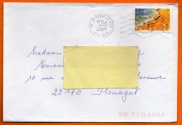 MAURY N° 3378  VACANCES  Lettre Entière N° Y 279 - 1961-....