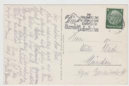 Oyw025 / Garmisch Touristenwerbung Für Olympia - Winter 1936: Garmisch-Partenkirchen