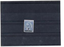 ALBANIE 1914 N° 41 OBLITERE - Albanie