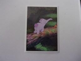 PANINI  Winnie L'ourson Et L'éfélant / Disney /  N°148 - Panini