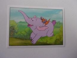 PANINI  Winnie L'ourson Et L'éfélant / Disney /  N°138 - Panini