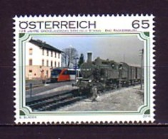 2010 Autriche Neuf ** N° 2710 Transport : Train : Locomotive - 2001-10 Neufs