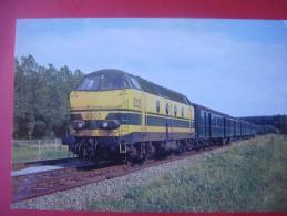 Trein In SCHULEN ( Herk - De - Stad ) In 1978 - Herk-de-Stad