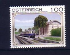 2009 Autriche Neuf** N° 2661 Transport : Train : Autorail : Gare - 2001-10 Neufs
