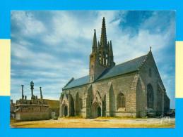 CPM  FRANCE  29  ~  SAINT-JEAN-TROLIMON  ~  23.779  Notre-Dame De Tronoen, Le Calvaire   ( Jean 60/70 ) - Saint-Jean-Trolimon