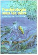 REF 242  : CPM L'archélologie Sous Les Mers Plongeur - Cartes Postales