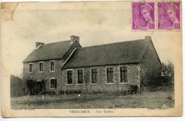 TREGLAMUS  -  Les Ecoles - France
