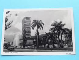 Caracas Plaza Venezuela ( Rifra ) Anno 1955 ( Zie Foto Voor Details ) !! - Venezuela