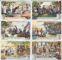 Chromos LIEBIG Série Complète N°: 1146 L'Origine De Diverses Colonies - Liebig