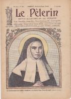 Le Pélerin 14 Juin 1925 Bernadette Soubirous Lourdes ... - 1900 - 1949