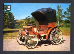*Peugeot* Ed. Fisa. Col. Museo Del Automóvil Serie A Nº 19. Nueva. - Postales